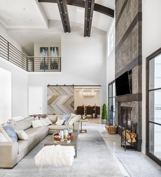 Great Room Architectural Interior New York Photography