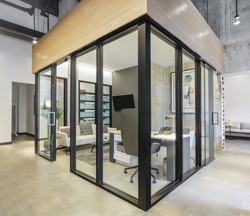 Glass Office-Commercial Architecture