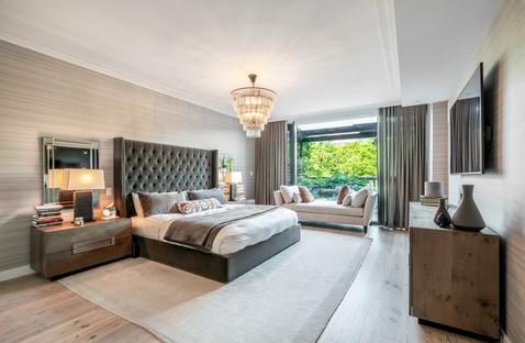 Luxury Bedroom in Brooklyn Heights