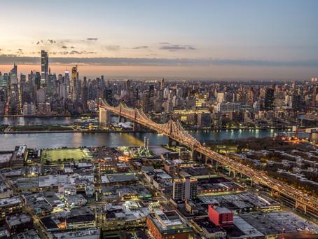 70 Stories over New York City