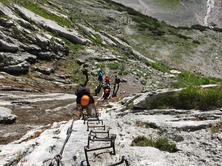 Aktuelle Tourenverhältnisse im Wettersteingebirge