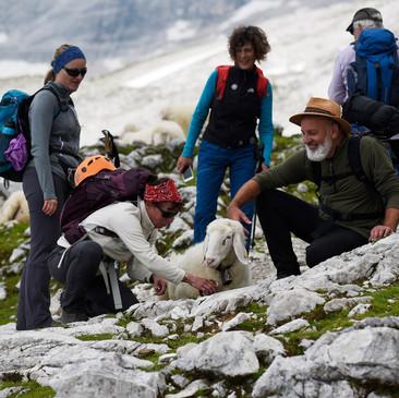 Bergwanderung im Reintal