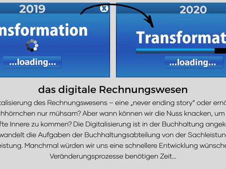 das digitale Rechnungswesen