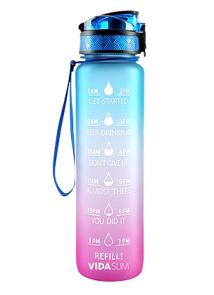 VidaSlim Water Bottle