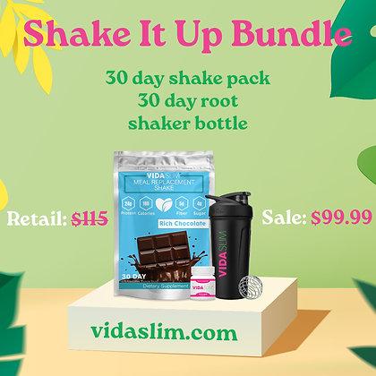 Chocolate Shake It Up  Bundle