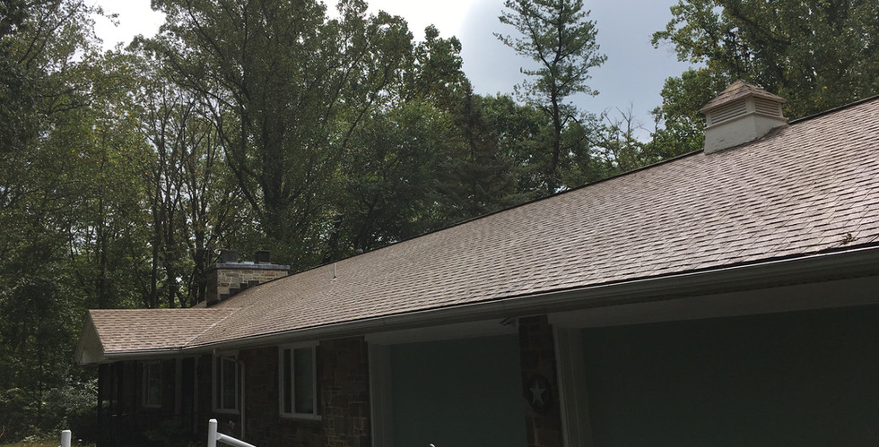 Roof Cleaning Harrisburg
