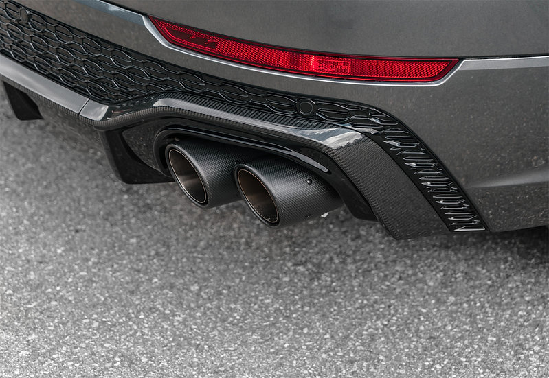 Audi RSQ8 - Exhaust Package