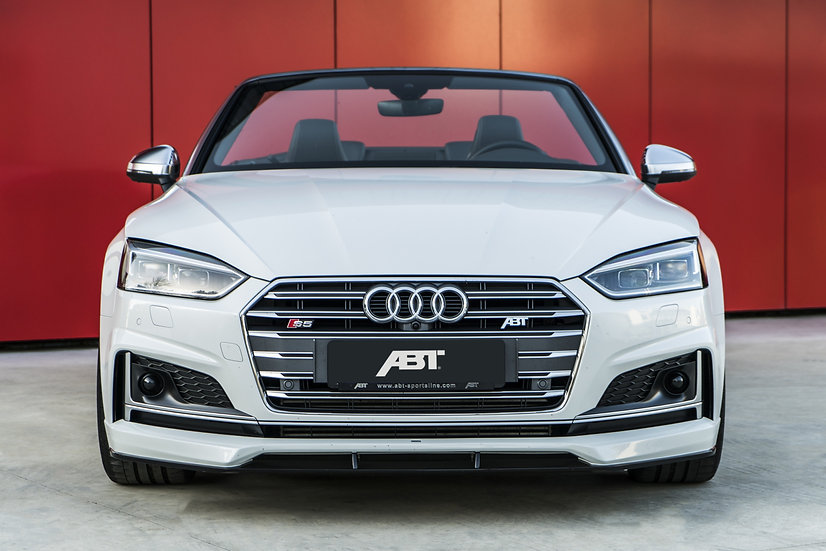 Audi A5/S5 - Front Spoiler (Not for MY 2020)