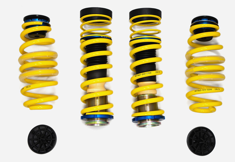 Height Adjustable Suspension Springs
