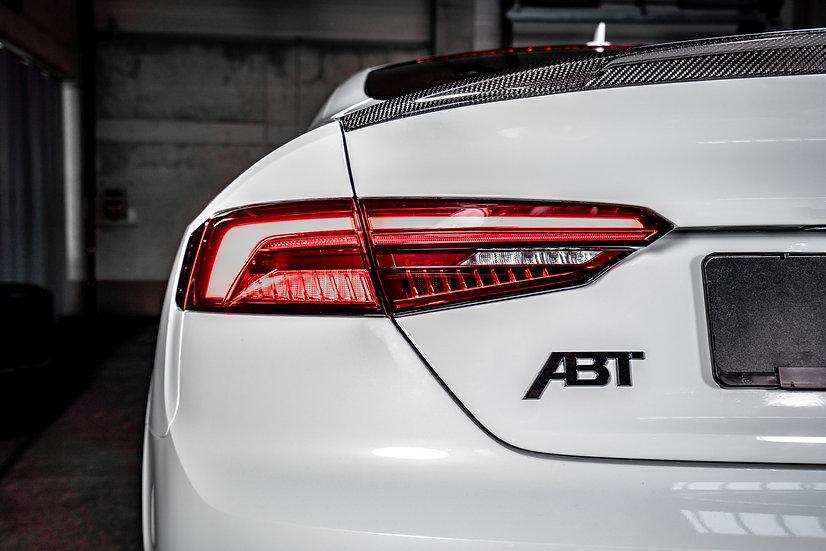 Audi A5/S5 - Rear Spoiler Carbon Fiber