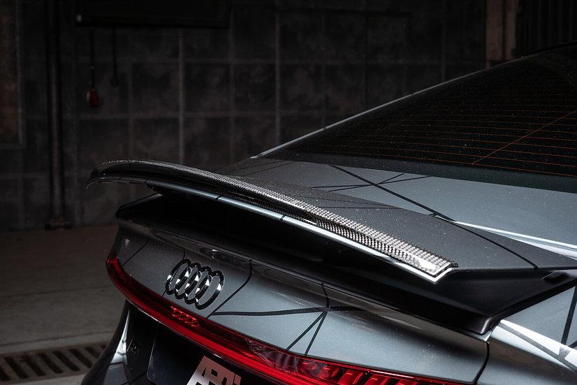 Audi A7/S7 MY19/20 - Rear Spoiler (Carbon Fiber)