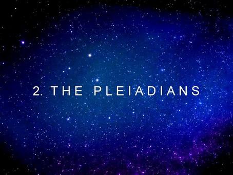2. THE  PLEIADIANS | channeled by Barbara Marciniak