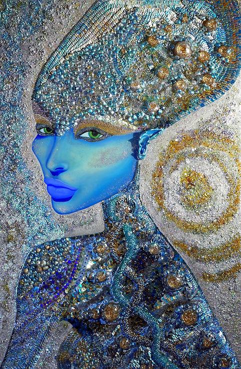 Atlantis Child by Ive Sunvehdon