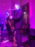 Wedding band saxophone