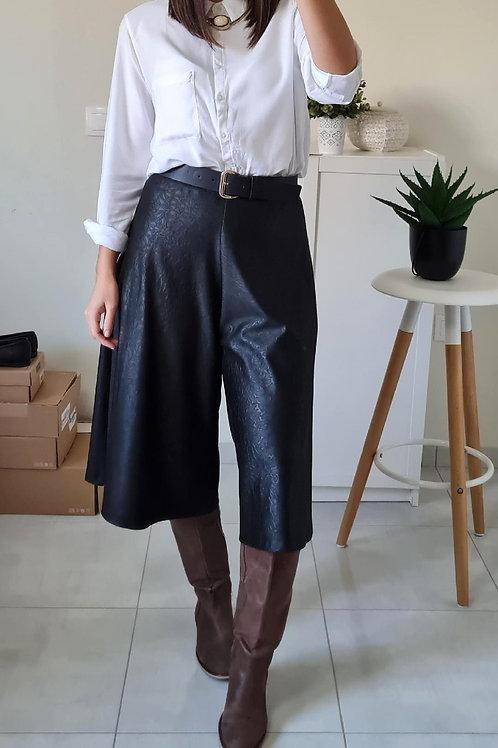 Beverly zip culotte