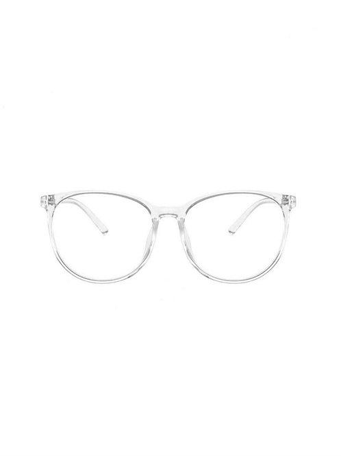 Loretta glasses - transparent