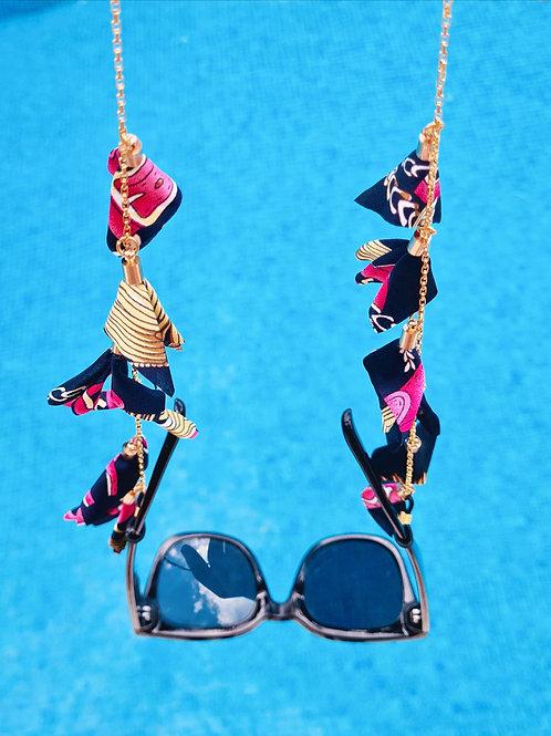 Yacht glasses chain