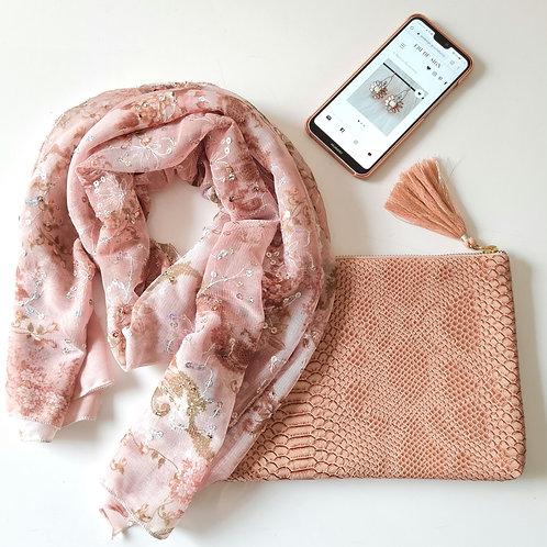 Jasmin scarf