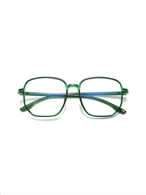 Hannah glasses - green