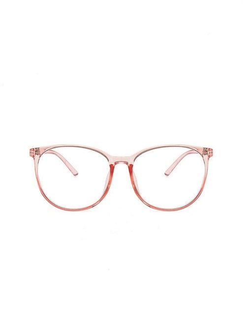 Loretta glasses light pink