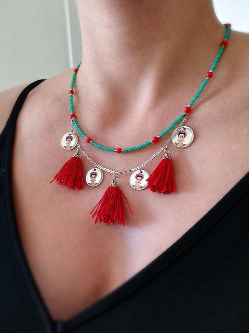 Ohh Frida necklace