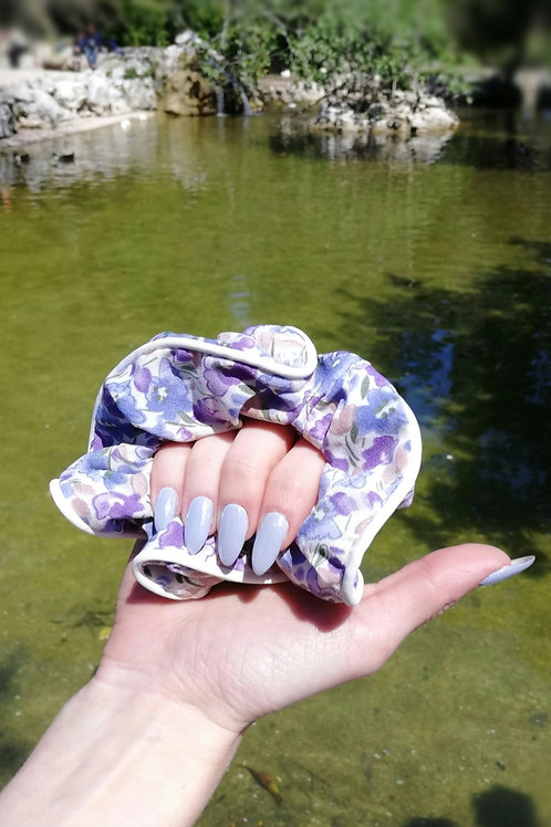 Spring scrunchies [lilac]