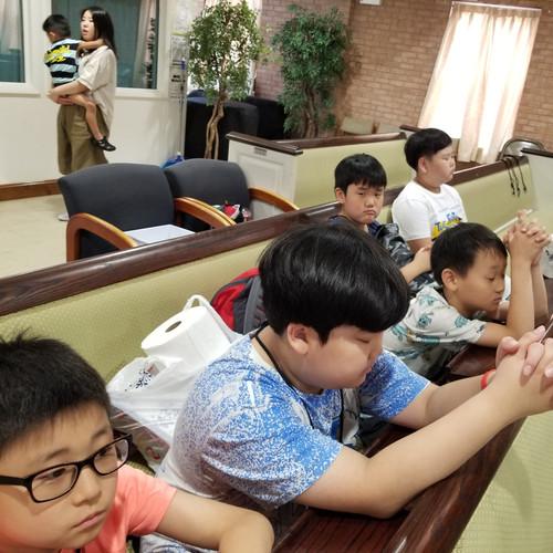 HYOSHIN SUMMER PROGRAM - MORNING WORSHIP