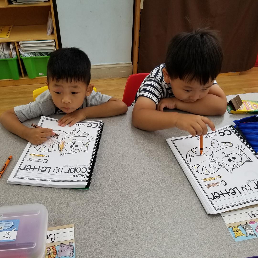 HYOSHIN SUMMER PROGRAM - IN THE CLASSROOM