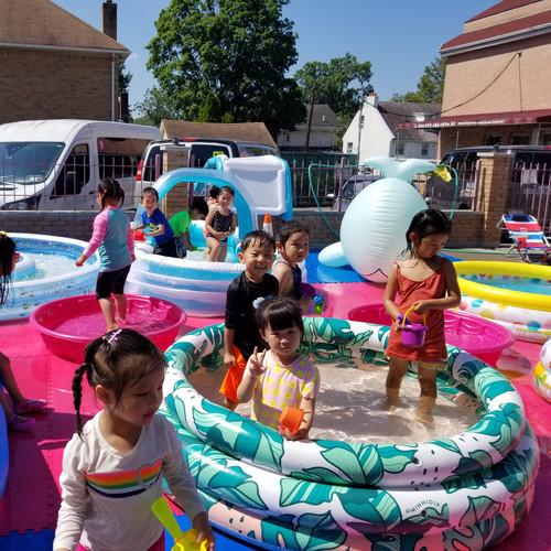 HYOSHIN SUMMER PROGRAM - POOL DAY