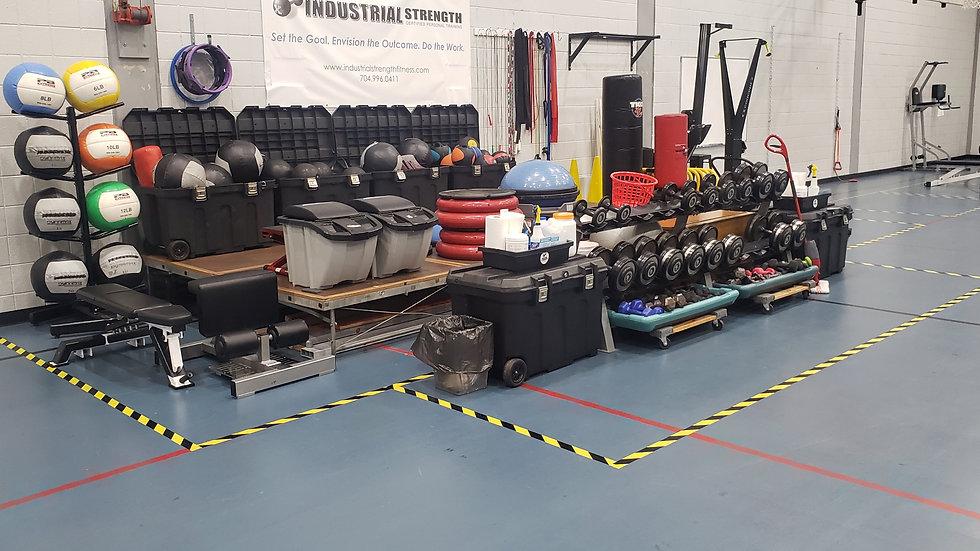 Covid-19 Safe Personal Training Gym