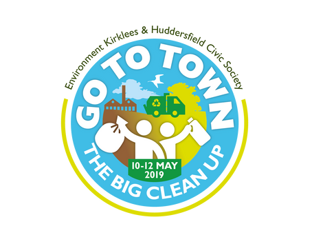 """Go to Town"": May 10th, 11th and 12th - a project with Huddersfield Civic Society"