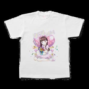 白咲あいるオリジナルTシャツ