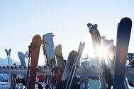 Skiing in Tibet