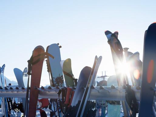Naši hosté mohou využít zdejší servis lyží