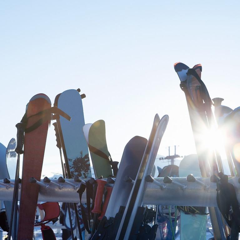 Skiweekend 2022