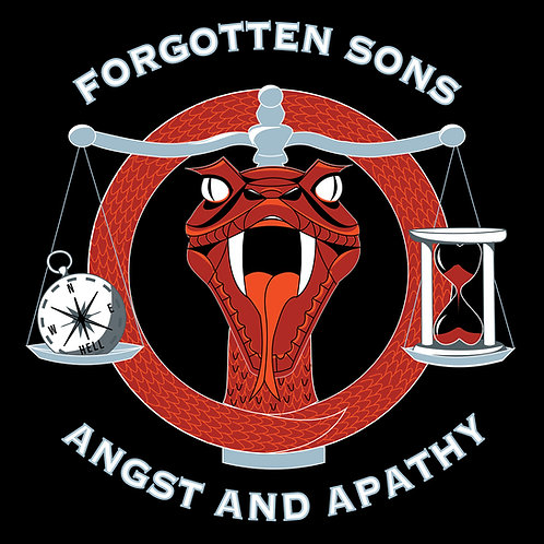 ANGST AND APATHY by Forgotten Sons