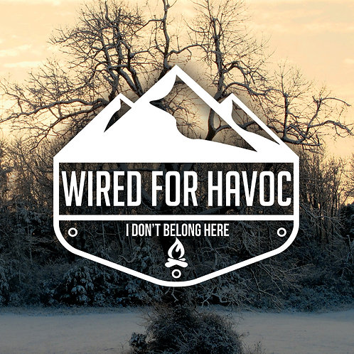 I DON'T BELONG HERE by Wired for Havoc