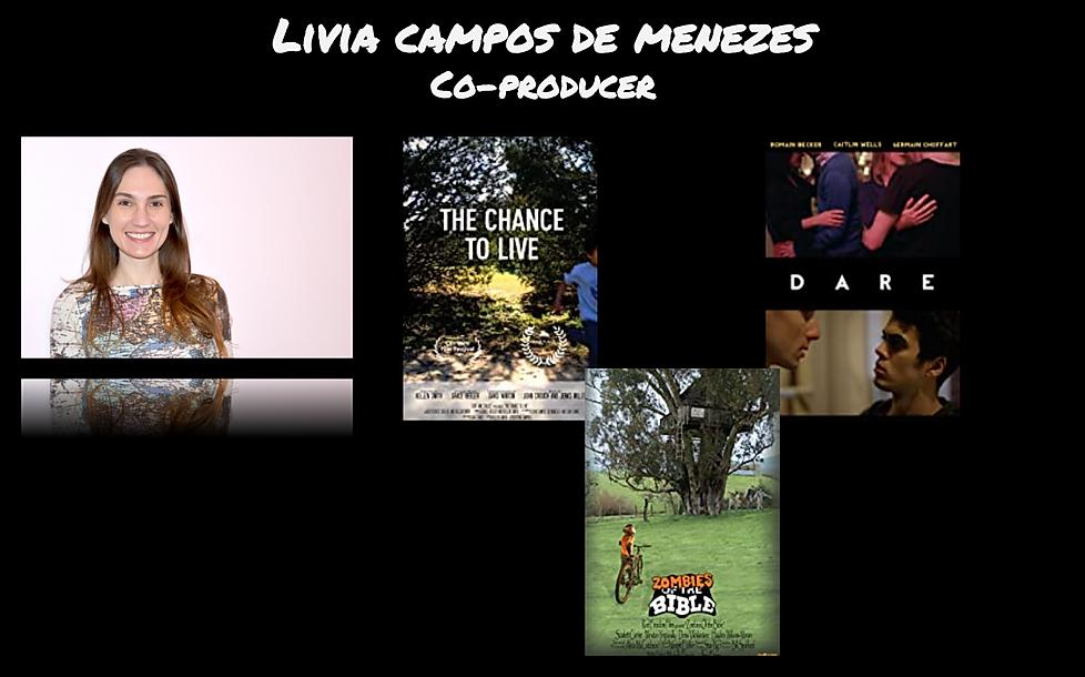 Livia Campos De Menezes, Co-Producer