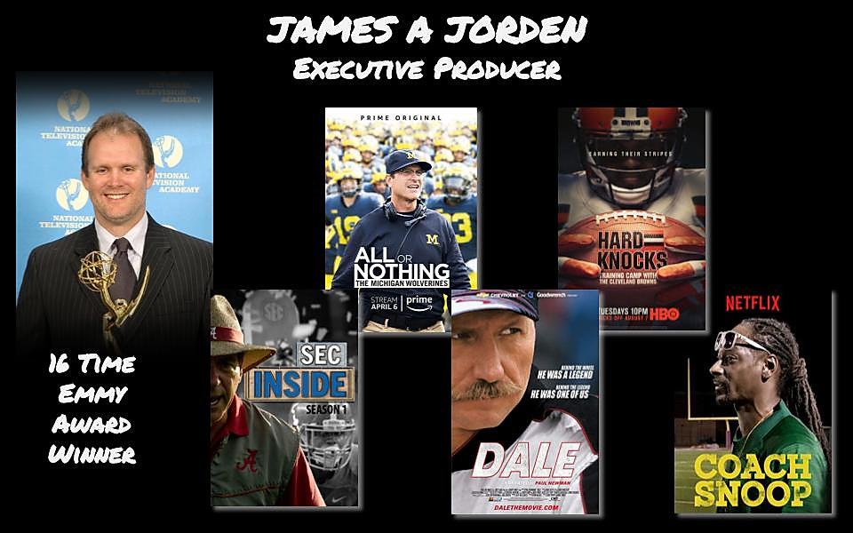 Jim Jorden, Executive Producer, House Money the Movie