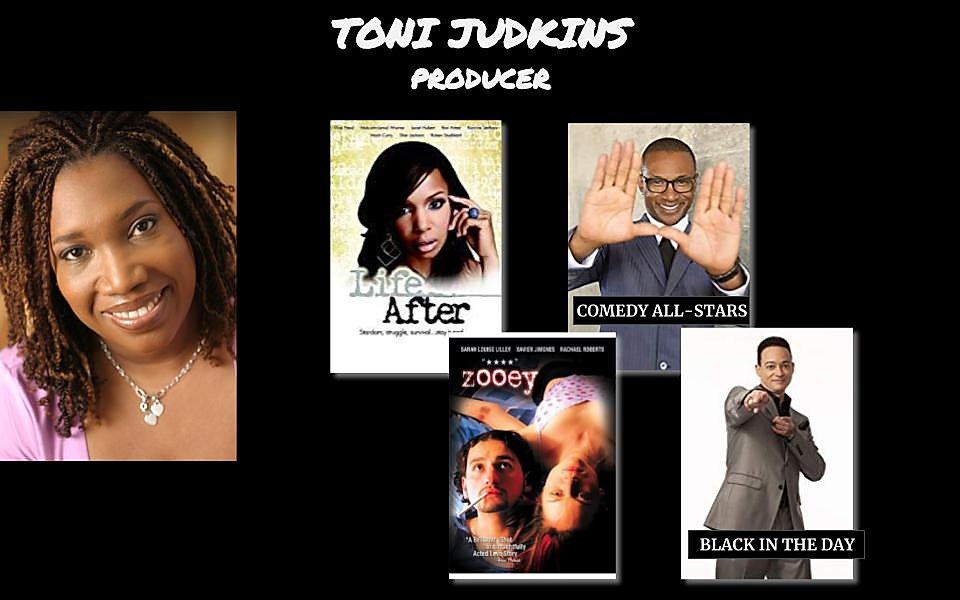 Toni Judkins, Producer. House Money the Movie