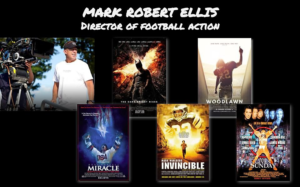 Mark Robert Ellis, Director of Football Action