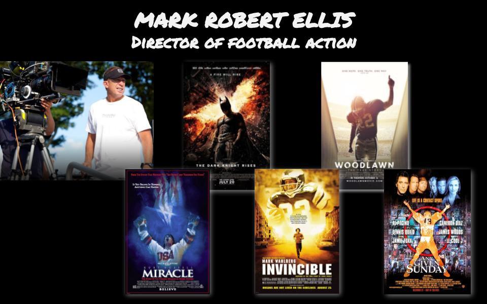 Mark Robert Ellis, Director of Football Action