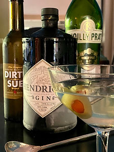 The LAST Dirty Martini