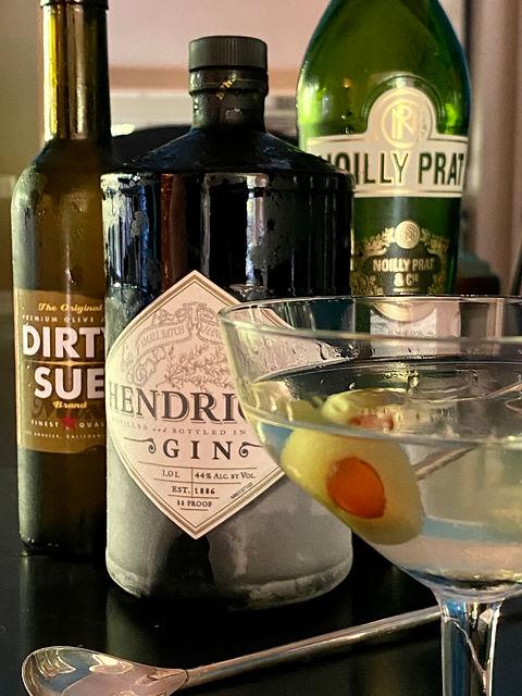 The LAST Dirty Martini