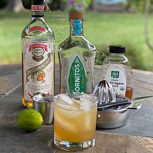 Dry Curaçao Margarita
