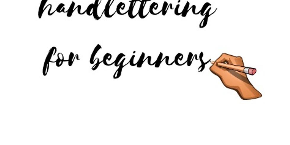 Handlettering for Beginners