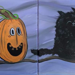 Pair - Halloween Fun