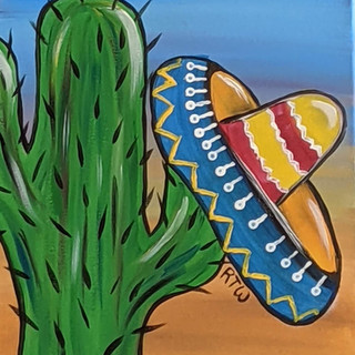 Canvas - Sombrerro on a Cactus.jpg