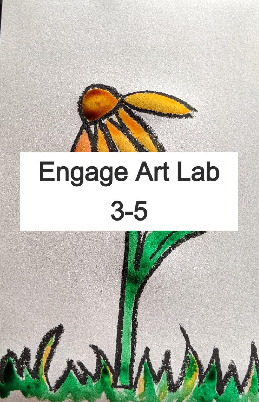 Engage Art Lab 3-5