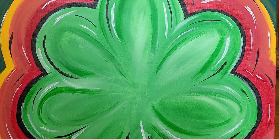 St Patricks Day Clover